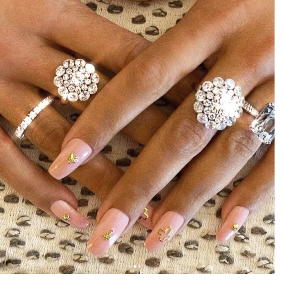 Audra Day's Nails